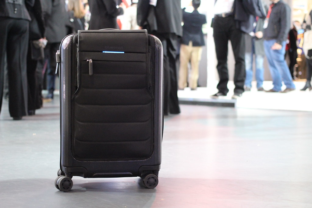 Carry on luggage with perfect features