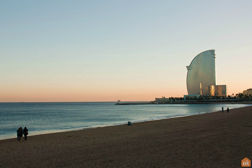 Barceloneta Beach Photo